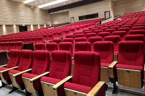 Auditorium Chairs Project