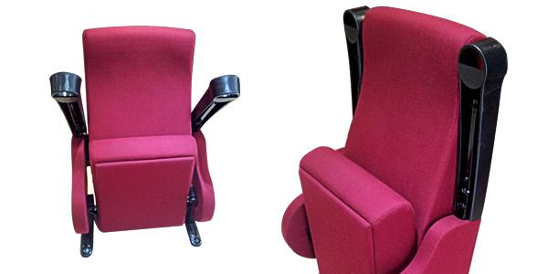 Juyi » JY 620 Tip Up Cinema Chairs Cinema Seat Theater Furniture ...